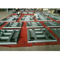 Buy cheap Good Welding Industrial Floor Scale Mild Steel Structure LCD Display Equipped from wholesalers