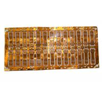 Buy cheap 0.4mm USB Charger Flexible PCB Board White Printing OSP Surface Finish from wholesalers