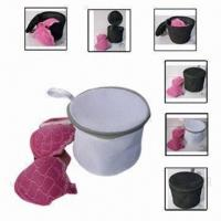 Buy cheap Bra Washing Bag with Zipper, Measures 16 x 18cm from wholesalers
