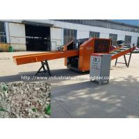 Buy cheap PET / PP Strips Rag Cutting Machine Package Strap Crusher Energy Saving Rotating Knife from wholesalers