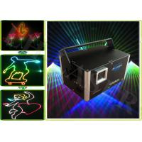 Buy cheap 2000MW Christmas Party Full Color Laser Projector With 4G SD Card from wholesalers