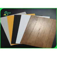 Buy cheap 100% Post - Consumer Wastepaper 1.2mm 1.5mm Grey Board For Gift Boxes from wholesalers