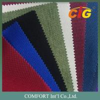 Buy cheap Different Density PVC Artificial Leather With PVC / PU Coated Oxford Fabric from wholesalers