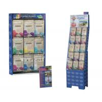 Buy cheap Pack Gift Cardboard Corrugated Pegboard Displays Unit in Wal-Mart from wholesalers
