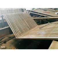 Buy cheap Boiler Spare Parts Boiler Water Wall Panels For Power Plant And Industry from wholesalers