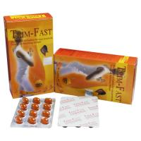 Trim Fast  36 pills In Yellow Box Blister Packaging Fat Burning Softgels Manufactures