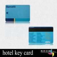 Hotel Key PVC Magnetic Stripe Cards For VIP Card Rounded Corners Manufactures