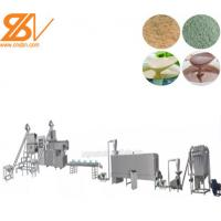 Buy cheap High Grade 220V Baby Food Making Machine 150-1000 KG/H Capacity from wholesalers