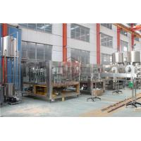 Buy cheap Complete A To Z Rinser Filler Capper Machine For 10000 - 20000BPH Mineral Water from wholesalers