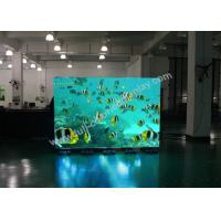 Portable Full Color LED Display High Brightness 2 Years Warranty
