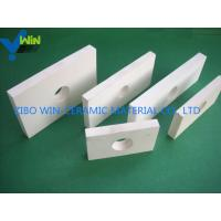 Buy cheap 95% alumina ceramic plates weldable tile from wholesalers