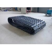 Buy cheap Large rubber track 580*60.5*40 for undercarriages/ snowmobiles/ robots from wholesalers