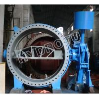 Buy cheap Hydraulic Counter weight  Flanged Butterfly Valve from wholesalers