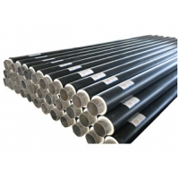 Buy cheap A53 Underground 72 Inch 11.8m Thermal Insulation Pipes , Thermal Insulation Tube from wholesalers