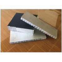 Buy cheap Carbon Fiber Prepreg Aramid Honeycomb Panel for Shipbuilding Use With Epoxy Resin from wholesalers