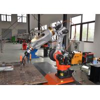 Buy cheap Mass Production Robotic Aluminum Welding Homogeneity Low Power Consumption from wholesalers