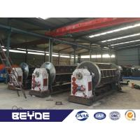 Buy cheap 6+12+24+30 Large Length Rigid Stranding Machine Wire Twisting Machine Compact Function from wholesalers