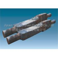 Buy cheap 30CrNiMo / 40CrMnMo Forged Crankshafts / Engine Crank Shaft Cylinder Piston Cast Steel Diameter 200 - 750 mm from wholesalers