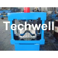 Buy cheap Roof Ridge Cold Roll Forming Machine for Making Color Steel Roof Ridge Profile from wholesalers