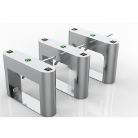 Buy cheap 3 Arm RFID Half Height Turnstile Gate Access Control Bi Directional from wholesalers