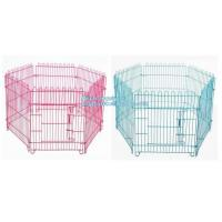 Buy cheap Multiple Sizes Pet Cage Heavy Duty for Sale Cheap Metal Foldable Stainless Steel Dog Cage, Heavy Duty Collapsible Dog Ca from wholesalers