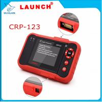 Buy cheap Launch CRP123 Update Online LAUNCH X431 Creader CRP 123 ABS, SRS, Transmission and Engine Code Scanner from wholesalers