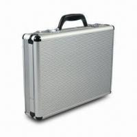 Buy cheap Aluminum Laptop Attache Case, Stylish, Measuring 550 x 430 x 90mm from wholesalers