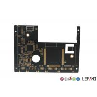 Buy cheap 2 Layers Through Hole Pcb , Copper Pcb Board Consumer Electronics Terminals product