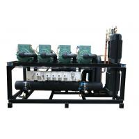 Buy cheap Dorin semi-hermetic compressor rack for refrigeration cold room from wholesalers