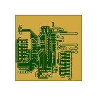 Buy cheap 2 Layers RF Multilayer PCB Board 100 X 100mm FR-4 HASL With Lead UL Approval from wholesalers