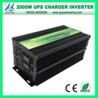 Buy cheap 2000W UPS Charger Modified Power Inverter with Digital Display (QW-2000WUPS) from wholesalers