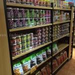 Buy cheap Light Duty Gondola Shelves Supermarket Racking Island / End Units 5 Levels Each from wholesalers