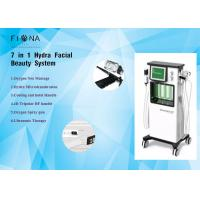 Buy cheap Factory supply 7 In 1 skin care water diamond dermabrasion machine /In stock Deep cleaning hydra dermabrasion machine from wholesalers