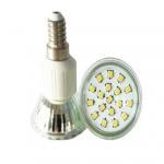 Buy cheap spotlight led JDR E14 spotlights reflector lamp with SMD2835 JDR halogen bulb from wholesalers