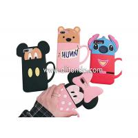Wholesale Cute silicone animal cartoon phone case supply promotional silicone girls phone cover custom from china suppliers
