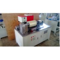 China HDAF Hot Melt Gluing Air Filter Winding Machine / Threading Machine Φ480mm on sale