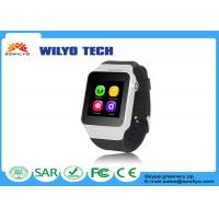 Buy cheap WS39 Wrist Watch Cell Phone , Mobile Phone In Wrist Watch Android Java Gsm Wechat Mp4 Alarm from wholesalers