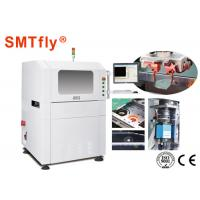 China Cnc Pcb Router Machine Depaneling / Pcb Depanelizer Machine SMTfly-F03 on sale