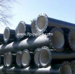 Buy cheap ISO2531/EN545/EN598 Ductile iron pipe K9-Class, K10-Class, Class40 from wholesalers