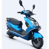 Buy cheap Steel Frame Pedal Assisted Electric Scooter / Moped 800W Motor Solid Tires 6-8h Charging Time from wholesalers