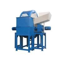 Buy cheap 2017 high torque   anti wear Automate  shredder Waste tires shredder / waste rubber shredder machine from wholesalers