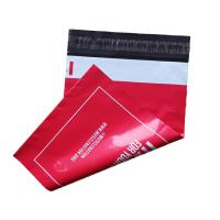 Buy cheap 14x17in 2.0mil red large poly mailer bags postage poly mailing bags poly mailers shipping envelopes bags from wholesalers