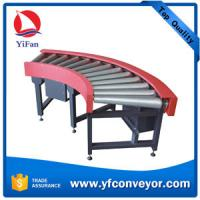Wholesale 90 Degree and 180 Degree Roller Curve Conveyor,Motorized Bend Roller Conveyor from china suppliers