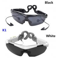 Buy cheap Fashion Design Black/White Color Sport Sunglasses for Climbing, Running, Cycling, Fishing from wholesalers