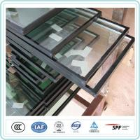 China Custom Laminated Glass Energy Saving Saint Goban Low-e Insulated Glass on sale