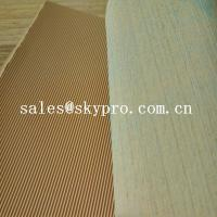 Good Hardness Rubber For Shoe Soles Waterproof SBR Rubber Sheet Manufactures