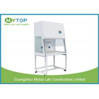 Buy cheap Hospital PRC Lab PCR Cabinet with UV Sterilization System Lab Hoods from wholesalers