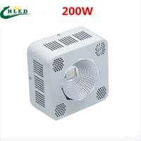 Buy cheap cob led grow light 8band 75W/100W/200W full spectrum red+blue+White+ IR+UV led plant grow lights reflector cup from wholesalers