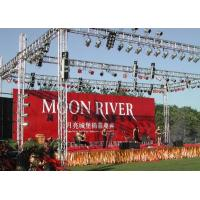 Buy cheap On Stage Aluminum lighting Truss for Performance Corrosion Resistance from wholesalers