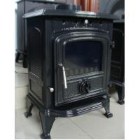 Wholesale 6kw black wood cast iron not boiler stoves from china suppliers